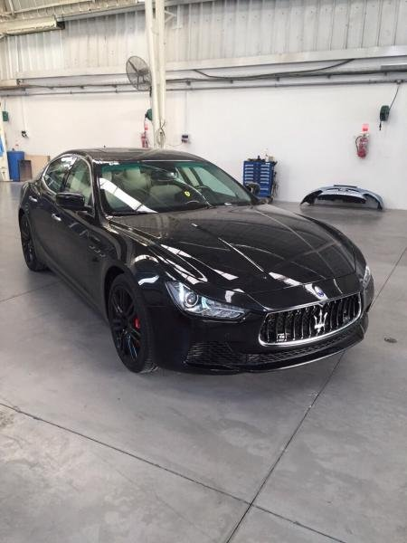 Showcase cover image for Maserati