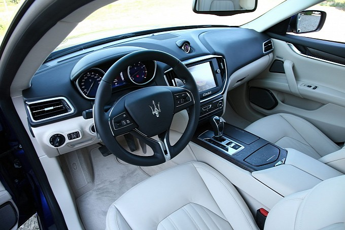 Maserati Ghibli Price >> Ghibli Interior - Maserati Ghibli Forum