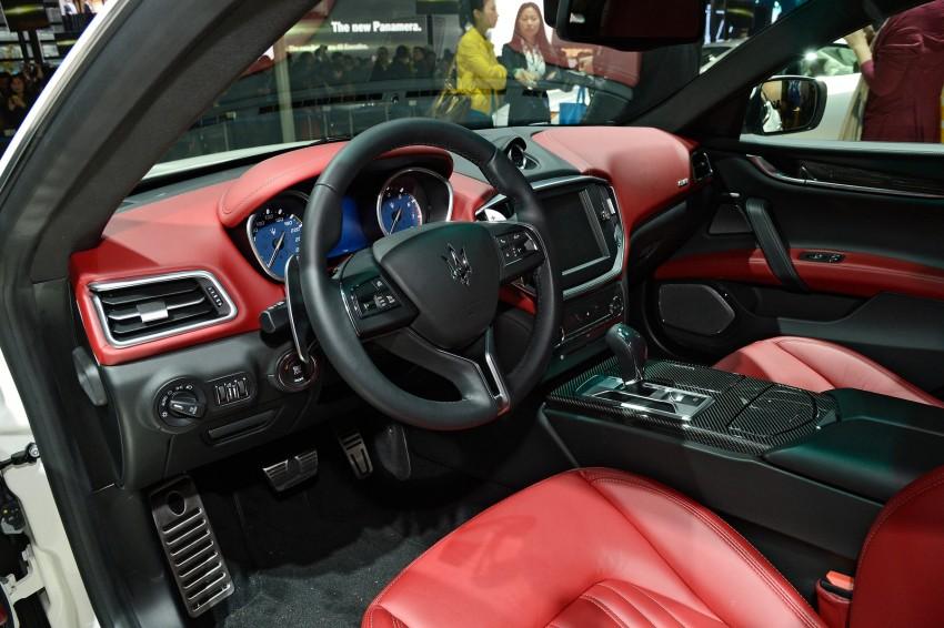Maserati Ghibli Forum